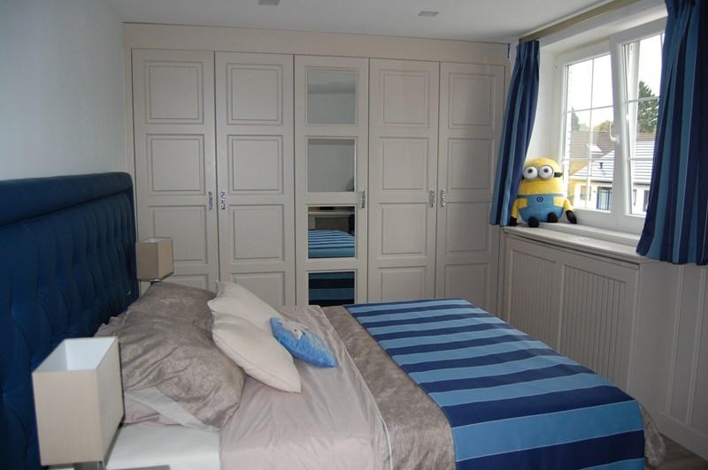 Renovatie slaapkamer