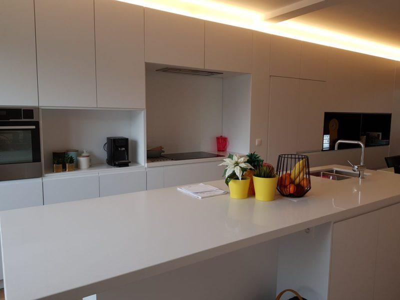 Elegante moderne keuken